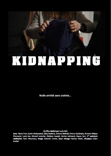 Affiche Kidnapping